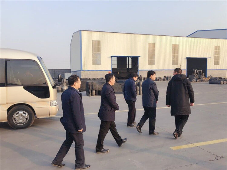 Government Officials Visit HQ