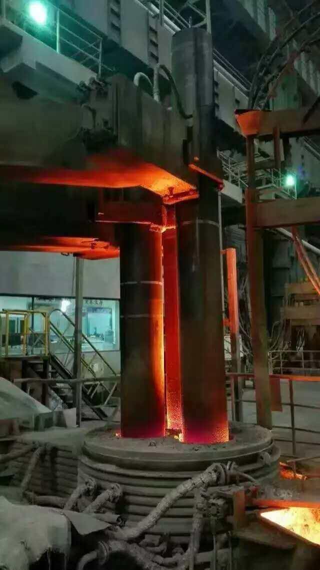 Graphite Electrode Smelting