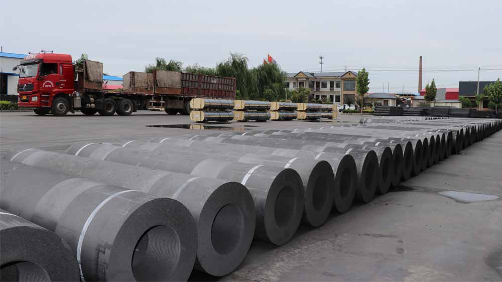 UHP Dia 500mm Graphite Electrode