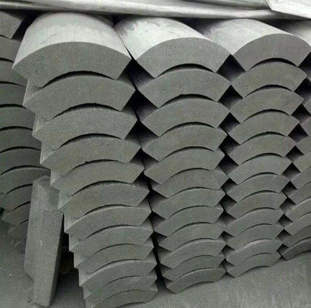 Corrosion Resistant Graphite Anode