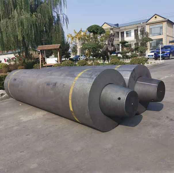 UHP 600mm Graphite Electrode with nipple