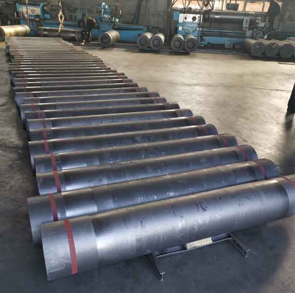 Dia 350mm Graphite Electrode