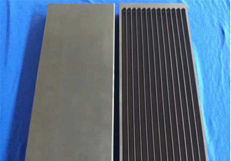 Effect of Roasting Process on the Quality of Graphite ElectrodesⅠ